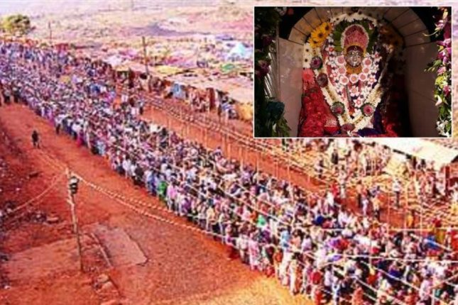 मांढरदेवी गडावरील काळुबाईचे मंदिर एक महिना बंद ; कोरोनामुळे यात्राही रद्द
