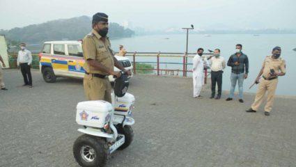 police at powai