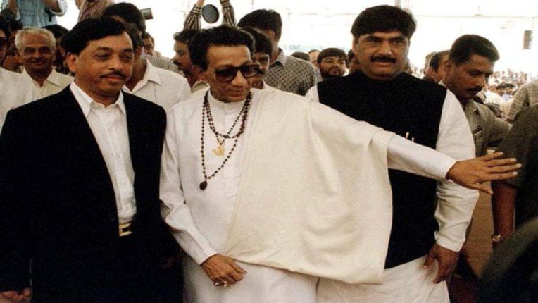 Balasaheb Thackeray's birthday and Narayan Rane's tweet ... shared an old photo with Balasaheb