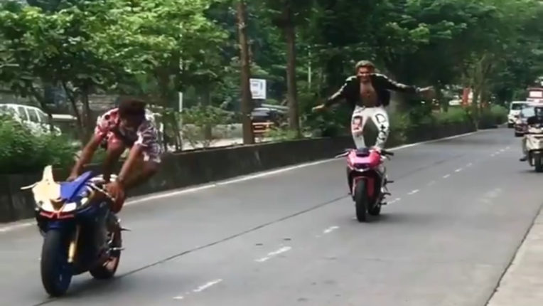 vikroli stuntman
