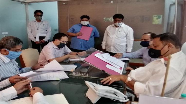 yadrawkar review meeting