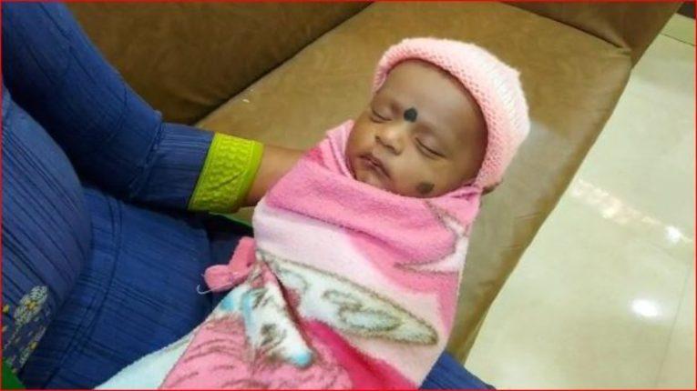 पैशांअभावी बाळाचं ऑपरेशन रखडलं, पाय कापायची वेळ आली.. पण देवदूत बनून मदतीस धावला पत्रकार…