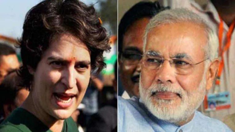 पंतप्रधानांचे राजकारण अब्जोपती मित्रांसाठीच : प्रियंका गांधी