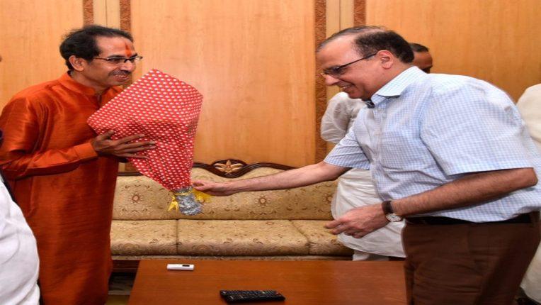 Appointment of Ajoy Mehta, Principal Advisor to the Chief Minister, as Chairman, Maharashtra Real Estate Regulatory Authority (Maharashtra)