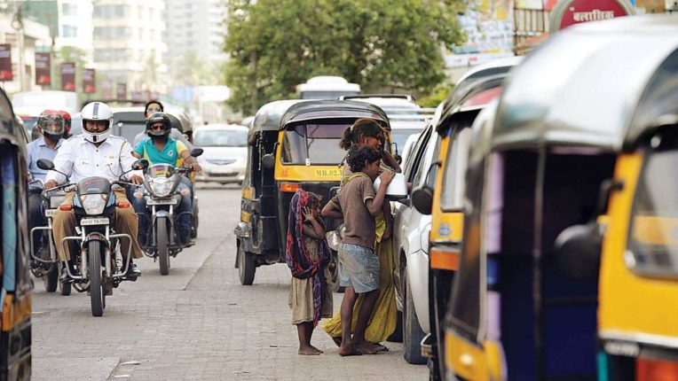Mumbai Police launched a major operation to free Mumbai from beggars