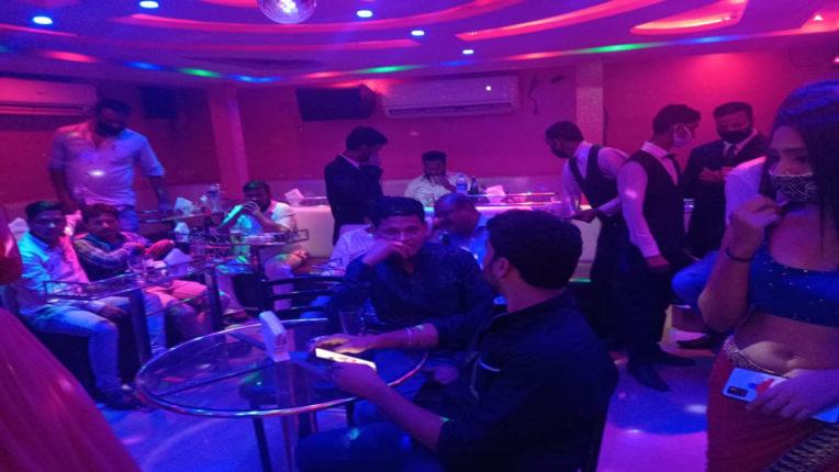 dance bar in thane