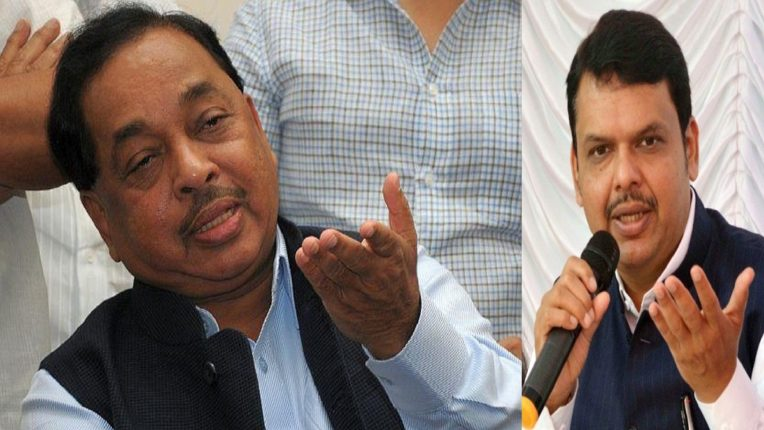 The couple will be dreaming of becoming the Chief Minister; Devendra Fadnavis and Narayan Rane mocked the NCP leader