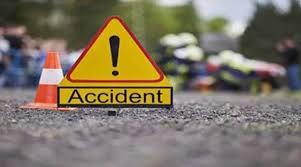 नांदेड-हिंगोली रोडवर अपघात; दुचाकीची धडकेत, दोघांचा मृत्यू तर दोघे गंभीर जखमी