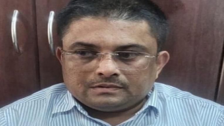 kolhapur corrupt officer