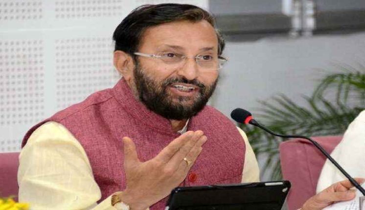 महाराष्ट्राला दिलेल्या ५४ लाख लसींपैकी केवळ २३ लाख लसींचाच वापर, केंद्रीय मंत्री प्रकाश जावडेकर यांचा आरोप