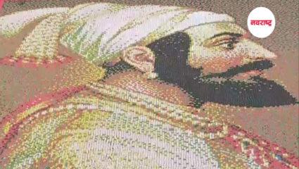 shivaji maharaj portrait