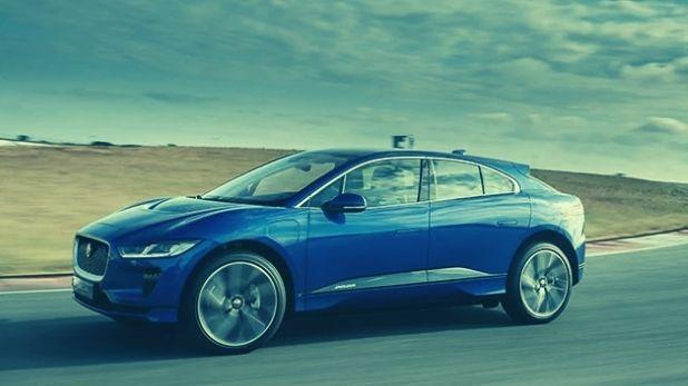 बहुप्रतिक्षित इलेक्ट्रिक एसयूव्ही आय-पेस (Electric Jaguar I-Pace) होणार आज लॉन्च