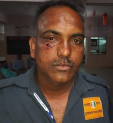 गर्दुल्ल्यांचा कहर ! मनपा शाळेच्या सुरक्षारक्षकाला दारूड्यांकडून जबर मारहाण
