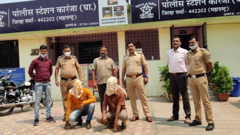 चोरीप्रकरणी आरोपीस अटक; चोरीतील रक्कम जप्त करण्यात पोलिसांना यश