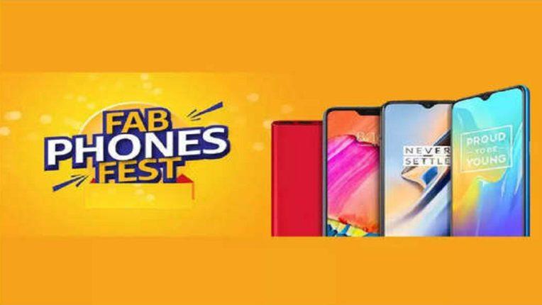 २२ मार्च पासून Amazon Fab Phones Fest Sale, 40 टक्क्यांपर्यंत सूट सोबत फोन खरेदी करा