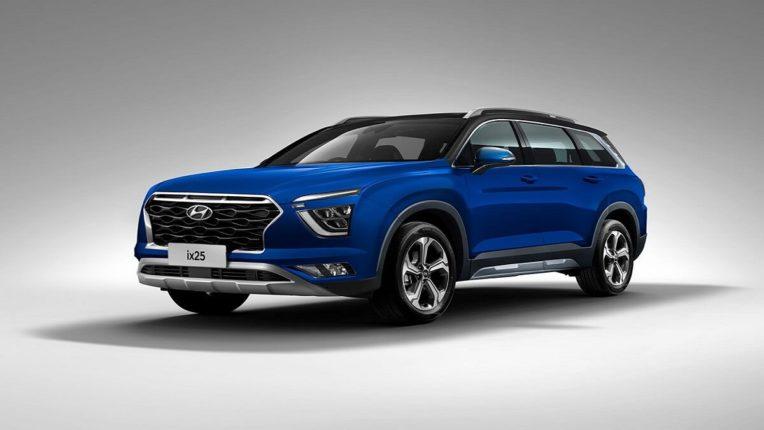 खास भारतीयांसाठी डिझाईन केलेली Hyundai ची दमदार 7 सीटर SUV लाँचिंगसाठी सज्ज; जाणून घ्या वैशिष्ट्ये