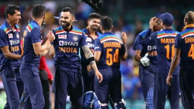 टीम इंडिया आता टी-२०मध्ये कर्तब गाजविणार; आयसीसीतर्फे नवीन क्रमवारीची घोषणा