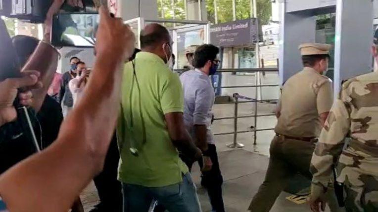 मंत्री आदित्य ठाकरेंची ताडोबा सफारी; दोन दिवसांच्या मुक्कामानंतर मुंबईला रवाना