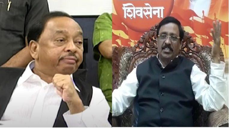 Shiv Sena MP Vinayak Raut criticizes Narayan Rane