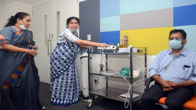 ओझोन थेरेपी वरदान!; संसर्ग नियंत्रित करण्यात फारच प्रभावी : डॉ. मिली शहा