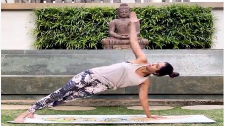 सुटलेलं पोट कमी करायचं आहे? मग अभिनेत्री शिल्पा शेट्टीने सांगितलेली 'ही' सोप्पी योगासने न चुकता करा!