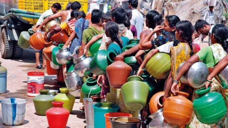 ग्रामीण भागात पाण्यासाठी वणवण; ढासाळवाडी, हनवतखेड गावांना टँकर मंजूर