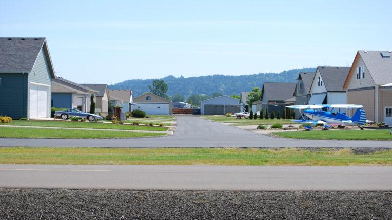 airpark village