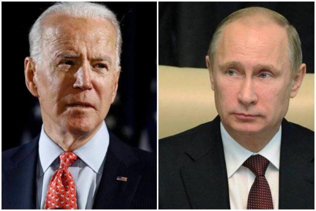 """""""खुनी पुतीनला याची किंमत मोजावी लागेल"""", बायडेन यांच्या वक्तव्यानंतर रशियाचा राजदूत मॉस्कोला माघारी"""