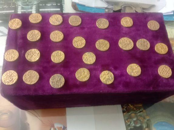 १८व्या शतकातील २१६ सोन्याची नाणी साताऱ्याच्या संग्रहालयात