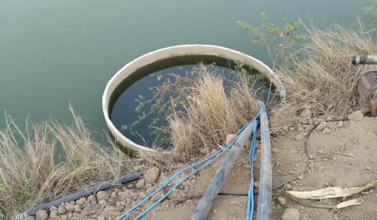पाणबुडी मोटारीची केबल चोरट्यांनी लांबवली ; शेतकऱ्याचे मोठे नुकसान