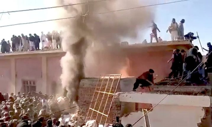 Apology to those who vandalized the temple; Generosity of Hindus in Pakistan