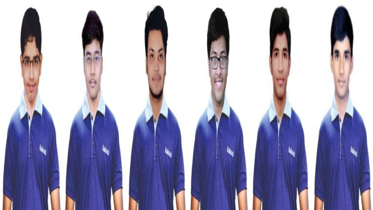 मुंबईतील आकाश इन्स्टिट्यूटच्या सहा विद्यार्थ्यांनी २०२१ मध्ये ९९ टक्के व त्याहून अधिक टक्के मिळवले