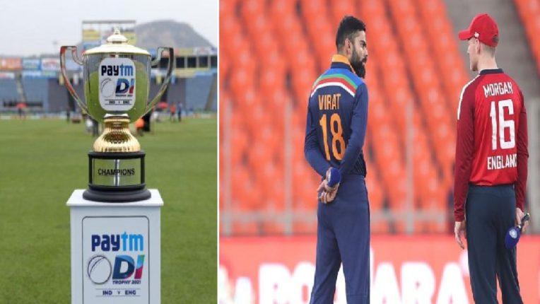 इंग्लंडचा टॉस जिंकून फिल्डींगचा निर्णय ; टीम इंडिया करणार प्रथम बॅटींग, ओपनिंगला पहिली कोणाला संधी मिळणार?