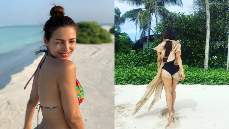 Malaika Arora's hot photo caption in discussion; Fans became clean bold