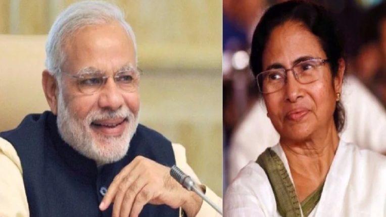 प. बंगाल दिदींचाच; पंतप्रधान मोदींनी केले ममता बॅनर्जींचे अभिनंदन