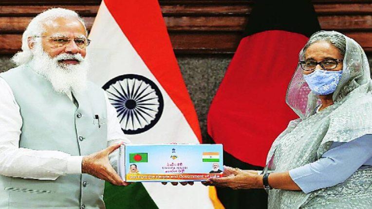 भारत आणि बांगलादेश या दोन्ही देशांमध्ये शांतता आणि स्थिरता महत्त्वाची