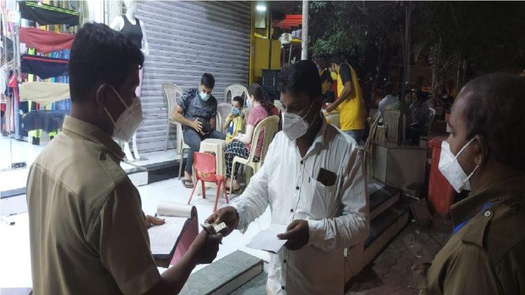 नवी मुंबईत विशेष दक्षता पथकांची धडाकेबाज कारवाई ; २ दिवसात २ लाख ३८ हजार रुपयांचा दंड वसूल