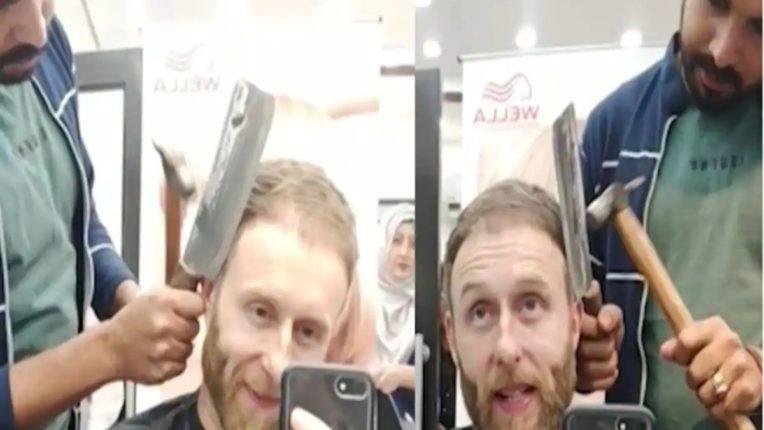 pakistani barber