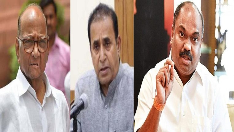 Home Minister Anil Deshmukh's complaint; Sharad Pawar is upset over Parab's increasing interference