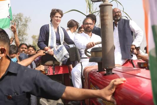 The government is exploiting like the British; Priyanka Gandhi's attack on Modi