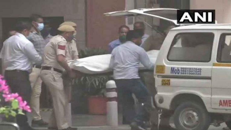 भाजप खासदार रामस्वरुप शर्मा यांचा मृत्यू; मृतदेह लटकलेल्या अवस्थेत आढळला, वाचा सविस्तर