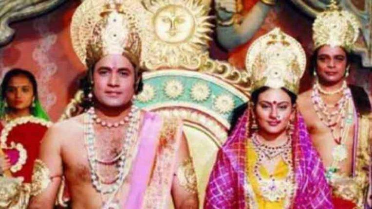 भाजपच्या रामायणाचा नवा सिझन, सीतेनंतर रामाचाही पक्षप्रवेश!