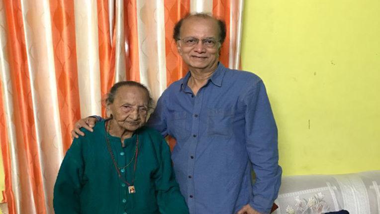 rosemary grandmother with dilip prabhawalkar
