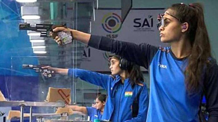 नेमबाजी विश्वचषकात महाराष्ट्रातील दोन महिलांचा समावेश, तिन्ही पदकं भारतालाच