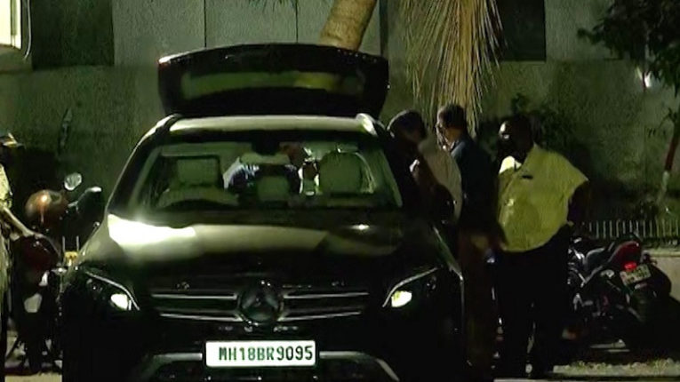 Important evidence found in a black Mercedes trunk; Hiren's last journey in the same car