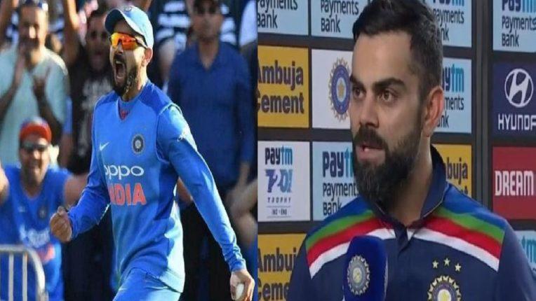 चौथ्या टी-२० सामन्यात सॉफ्ट सिग्नल निर्णयावर भडकला विराट कोहली, म्हणाला…