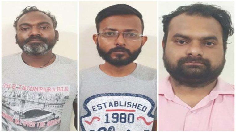 3 people arrested in aurangabad