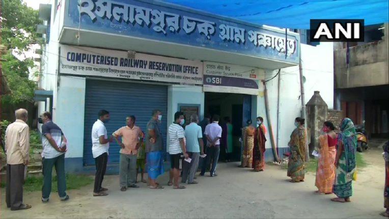 पश्चिम बंगालमध्ये आज सातव्या टप्प्याचं मतदान, कोरोनाचाही वाढता आलेख