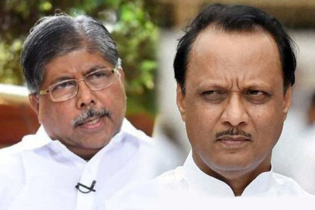 If not, leave the post of Guardian Minister; Chandrakant Patil's advice to Ajit Pawar