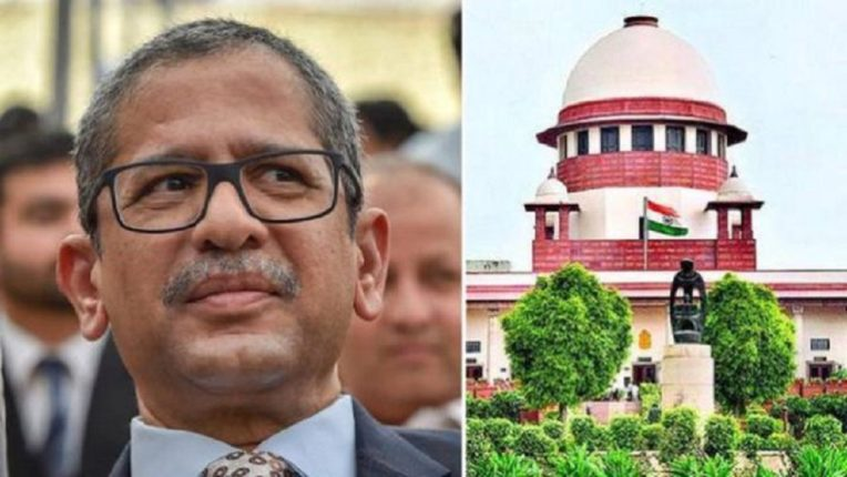भारताच्या नव्या सरन्यायाधीशांचे नाव निश्चित, एन. व्ही. रमना होणार नवे सरन्यायाधीश